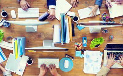 Nonterritoriale Büros – ein Experiment mit unklarem Ausgang